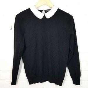 Primark- Peter Pan Collar Sweater - Medium